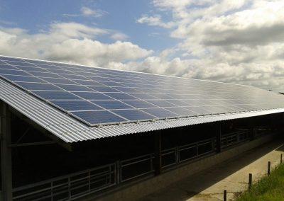 Hangar agricole - 55 kWc