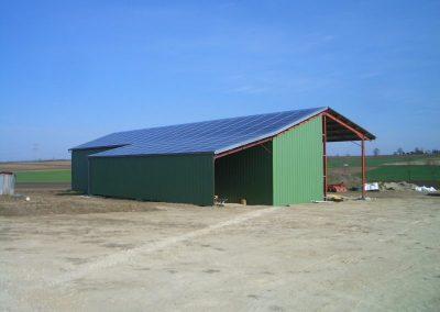 Hangar agricole - 34 kWc