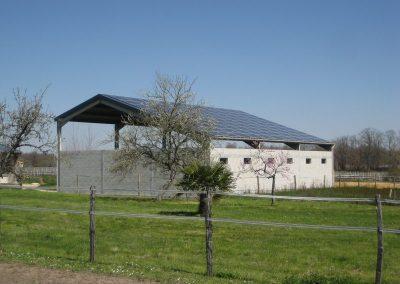 Centre équestre - 25 kWc