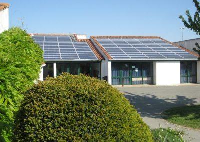 Ecole maternelle - 32 kWc