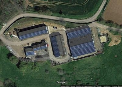 Ferme agricole - 190 kWc