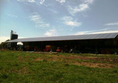 Hangar agricole - 67 kWc